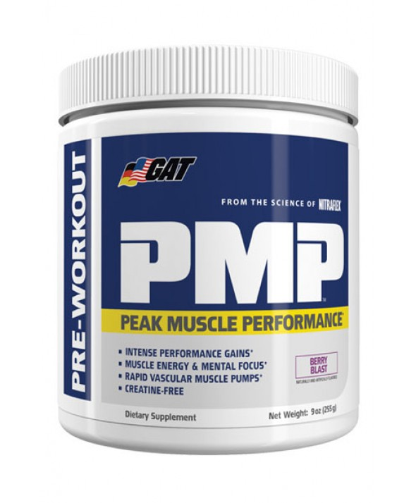 PMP by GAT Supplements
