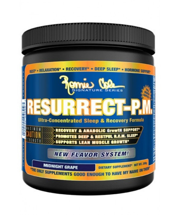 Resurrect P.M. by Ronnie Coleman Signature Series exp 08/216