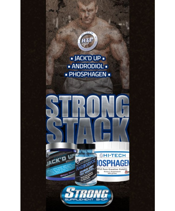 The Strong Stack by Hi-Tech Pharmaceuticals