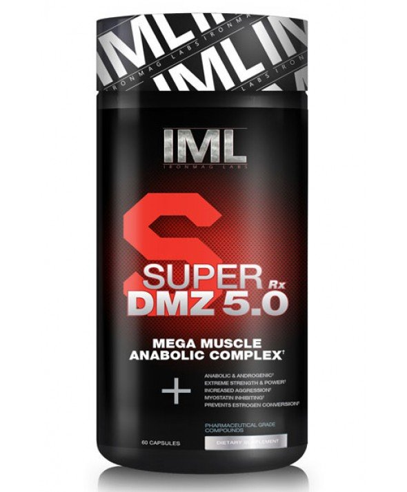 Super DMZ 5.0 by IronMag Labs