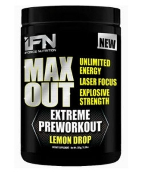 Max Out by iForce Nutrition