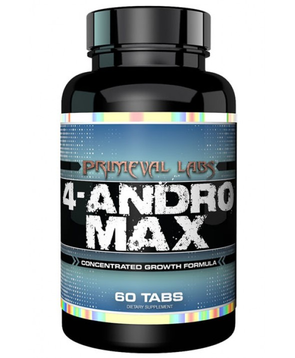 4-Andro Max by Primeval Labs