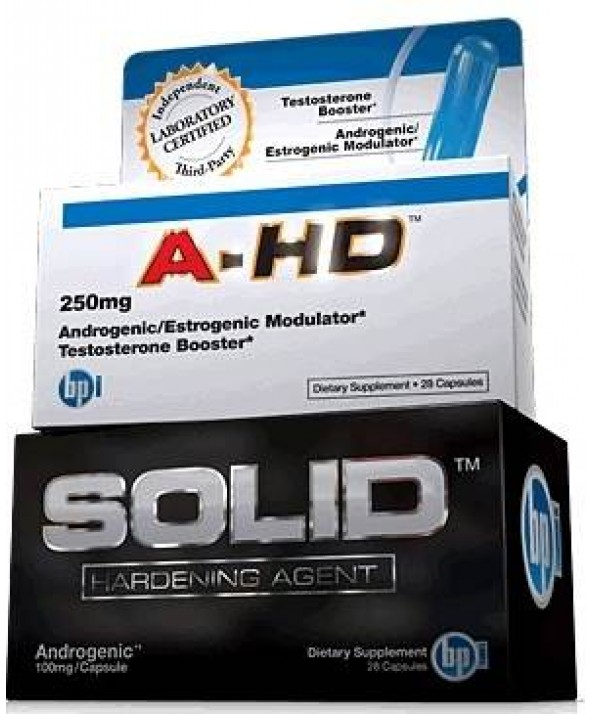 A-HD/Solid Combo by BPI exp 11/15