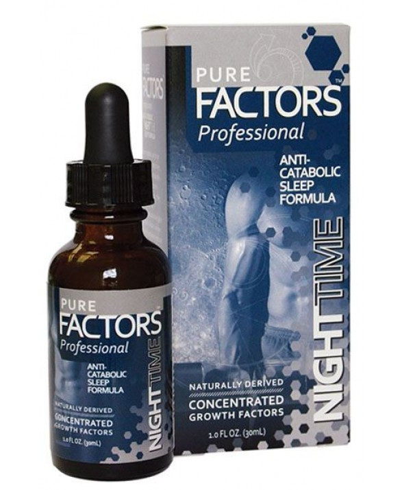 Pure Factors Professional Nighttime