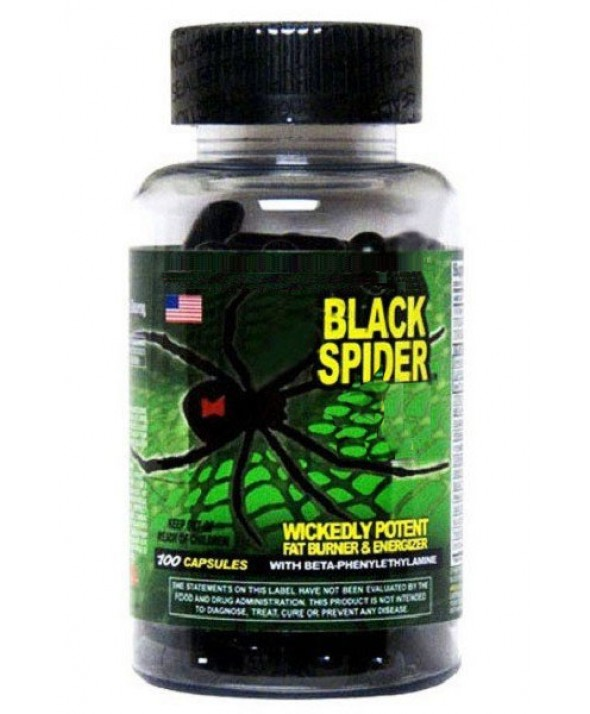 Black Spider 25 by Cloma Pharma
