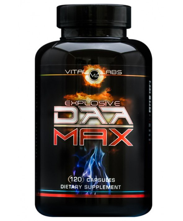 DAA Max by Vital Labs (VL), Testosterone Booster