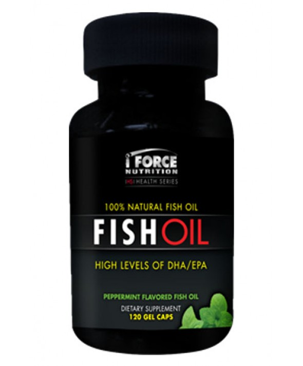 Fish Oil by iForce Nutrition