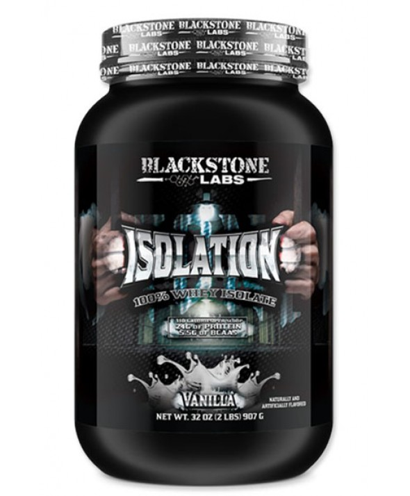 Isolation by Blackstone Labs