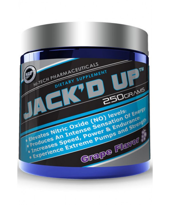 Jack'D Up by Hi-Tech Pharmaceuticals