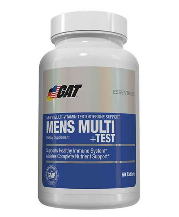 Mens Multi + Test by GAT Supplements