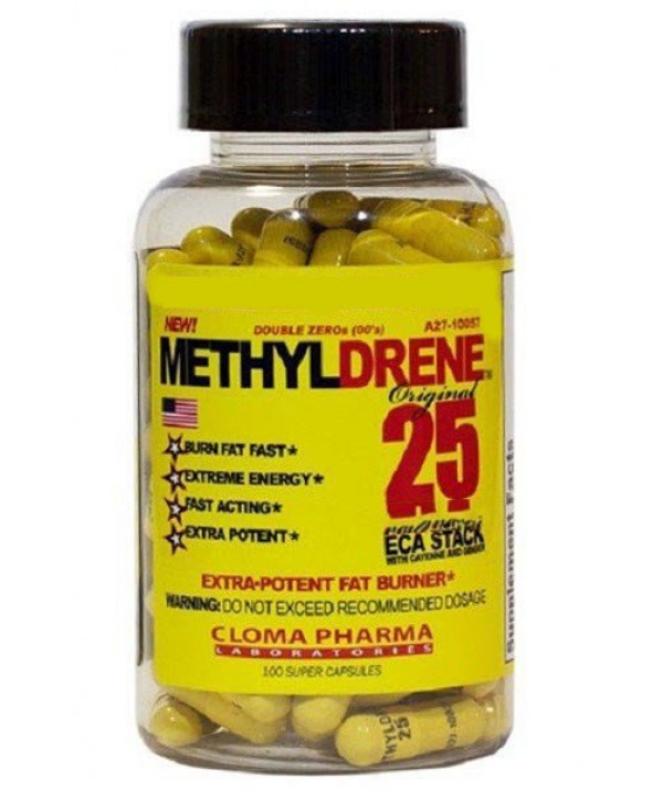 Methyldrene 25 Original by Cloma Pharma