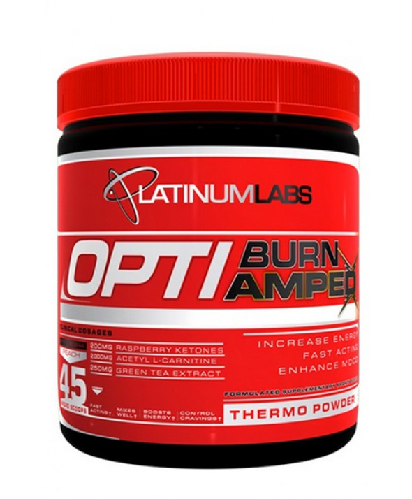 Optiburn AMPed by Platinum Labs