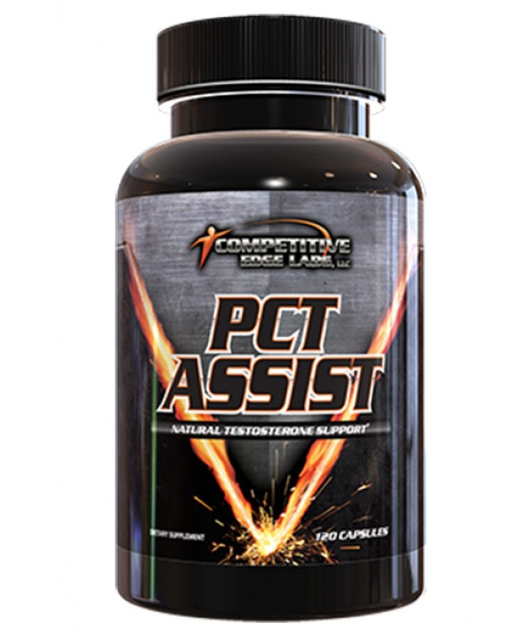 CEL PCT Assist - Natural Testosterone Support Solution
