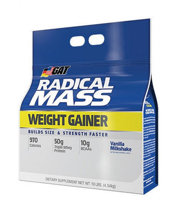 Radical Mass by GAT Supplements
