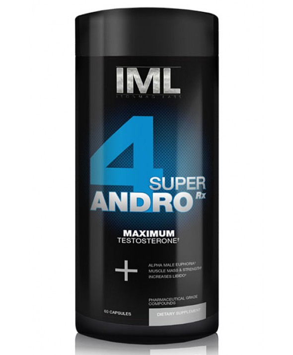 Super 4-Andro Rx by IronMagLabs
