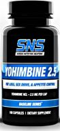Yohimbine 2.5 by Serious Nutrition Solutions