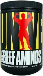 100% Beef Aminos by Universal Nutrition