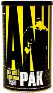 Animal Pak 44 Pack by Universal Nutrition
