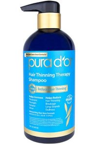 Pura d'or Argan Oil (DHT Blocking Shampoo)