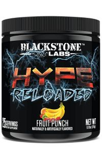 Hype Reloaded by Blackstone Labs