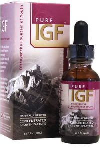 Pure IGF by Pure Solutions