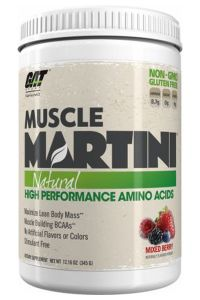 Muscle Martini Natural by GAT Sport