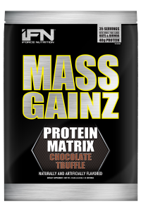 Mass Gainz by iForce Nutrition EXP 7/18