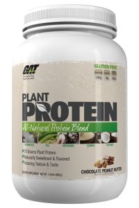 Plant Protein by GAT Sport