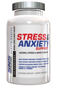 Stress & Anxiety Support By SNS