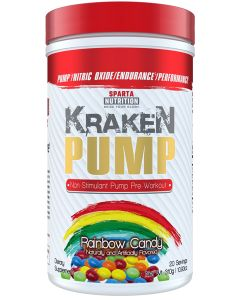 Kraken Pump by Sparta Nutrition