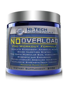 N.O. Overload by Hi-Tech Pharmaceuticals