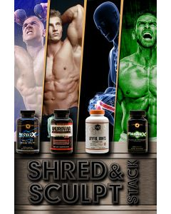 Shred and Sculpt Stack