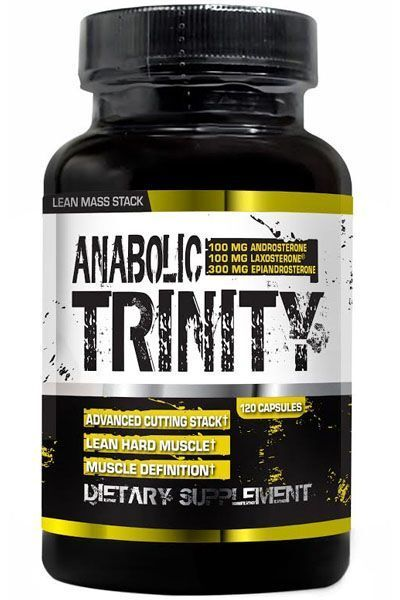 Anabolic Trinity #3 Cutting Supplement