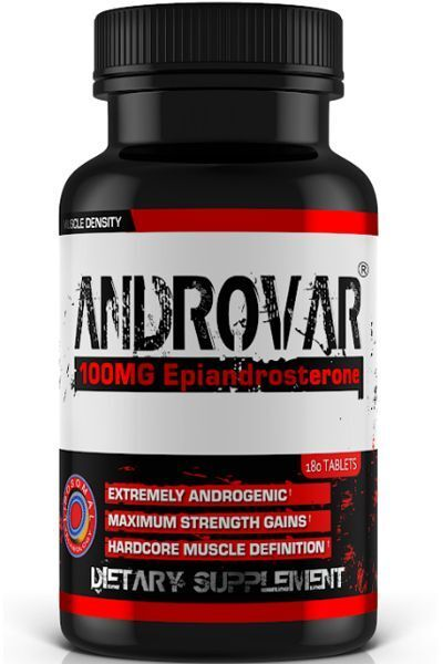 Androvar - #1 Cutting Supplement