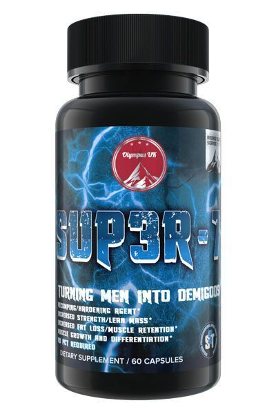 Sup3r-7 by OL #10 Cutting Supplement