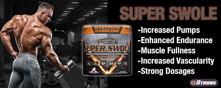 Super Swole by Competitive Edge Labs