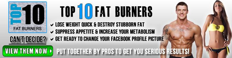 Top 10 Fat Burners
